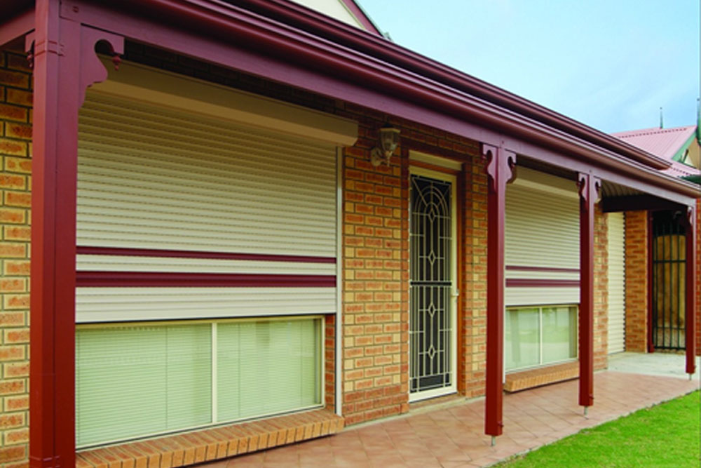 roller shutters for home